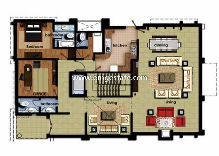 Katameya Heights Villas Cairo Festival City Property Villa For